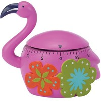Boston Warehouse Flamingo and Friends Timer