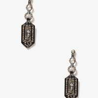 Sparkling Art Deco Earrings