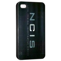 NCIS N.C.I.S Apple iPhone 4/4s Seamless Case (Black) men women Gift NEW