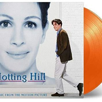 Various Artists - Notting Hill [LP] (LIMITED 'ORANGE JUICE' COLORED 180 Gram Audiophile Vinyl, gatefold, first time on vinyl, 20th Anniversary Edition, numbered to 1500, import)