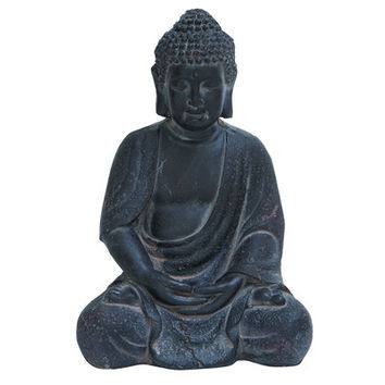 Woodland Imports Buddha Figurine & Reviews | Wayfair