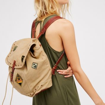 Free People Thunderbird Backpack