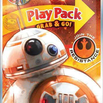 Star Wars Episode VII Grab and Go Playpack - CASE OF 96