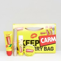 Carmex Keep Carm & Carry Bag Set