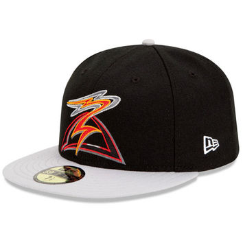 Salem-Keizer Volcanoes Authentic Alternate 1 Fitted Cap - MLB.com Shop