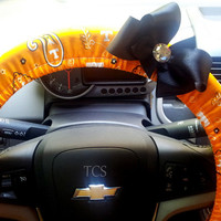 University of Tennessee Vols Steering Wheel Cover