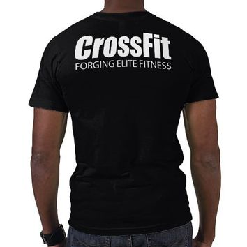 CrossFit Fenrir Forging Elite Fitness Tee from Zazzle.com