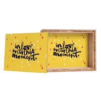 Kal Barteski THIS MOMENT sunny Storage Box