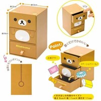Rilakkuma Desk Chest
