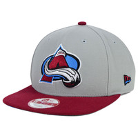 Colorado Avalanche NHL Bright Ice Up 9FIFTY Snapback Cap