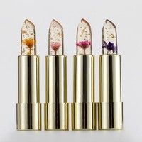Temperature Changing Flower Petal Lipstick - 100% Original and Beauty and The Beast Inspired