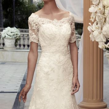Casablanca Bridal 2119 Dress