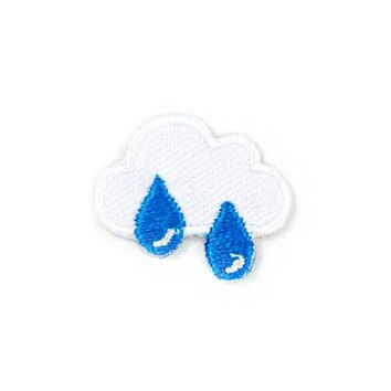 Raincloud Mini Sticker Patch