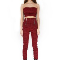 AXLE PANT - RED