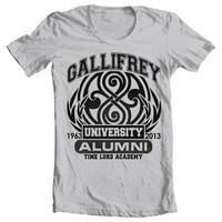 Doctor Who Gallifrey University Shirt on the redditgifts Marketplace