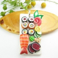 Sushi Necklace