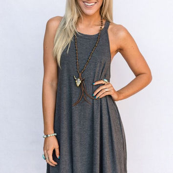 The Heron Tank Tunic Dress