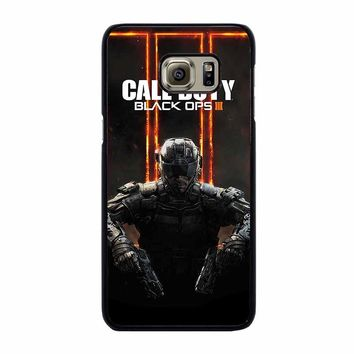 CALL OF DUTY BLACK OPS 3 Samsung Galaxy S6 Edge Plus Case Cover