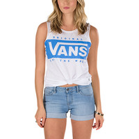 Wrapped Muscle Tee | Shop At Vans