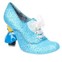 Irregular Choice Alice In Wonderland Tea With Alice Heels