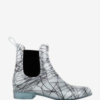 NEVIS RUBBER ANKLE BOOTS