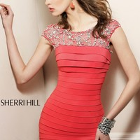 Sherri Hill 2933 Short Dress