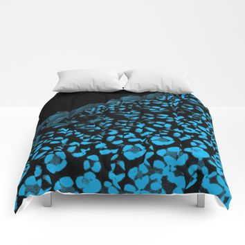 Leopard Print Comforters by ES Creative Designs