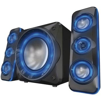 Sylvania Light-up Bluetooth 2.1 Speaker System