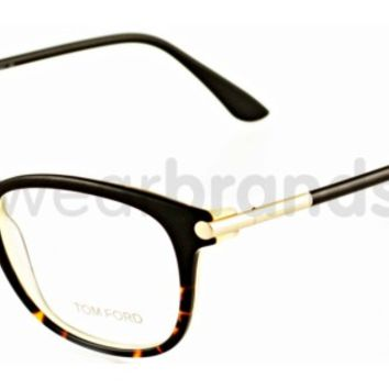Tom Ford TF 5236 005 Black/Havana Tom Ford Glasses : FREE Prescription Lenses : Worldwide Delivery