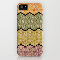 Pattern, Zig, Pattern, Zag, Repeat iPhone Case by Susan Weller | Society6