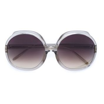 LINDA FARROW   Angular Framed Sunglasses   brownsfashion.com   The Finest Edit of Luxury Fashion   Clothes, Shoes, Bags and Accessories for Men & Women