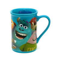 Disney Monsters University Film Mug | Disney Store