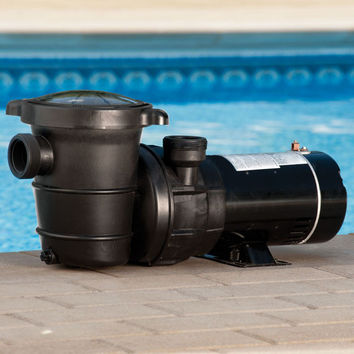 1.5 HP Self-Priming Above-Ground Swimming Pool and Spa Pump