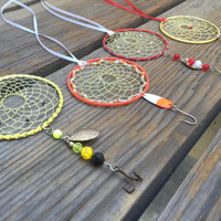 Fishing Lure Dream Catcher-Car