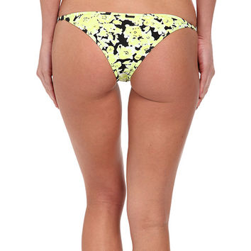 Volcom Pretty Wild Tiny Bottom Flash Yellow - 6pm.com