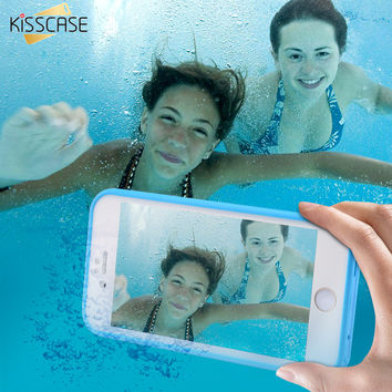 Waterproof Case For iPhone 6 6s 5 5s 7 Plus