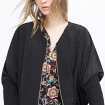 BOMBER JACKET - View all-WOMAN-NEW IN | ZARA Slovenia