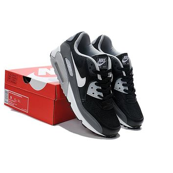"""""""Nike Air Max 90"""" Unisex Sport Casual Multicolor Air Cushion Sneakers Couple Running Shoes"""