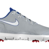 Nike TW '14 iD Custom Men's Golf Shoes - Grey