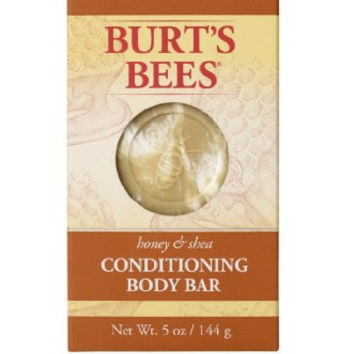 Burt's Bees  Honey & Shea Body Bar, 5 Ounces