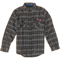 Jackson Flannel Grey