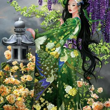 Queen of Jade 1000pc Jigsaw Puzzle