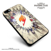 Fairy Tail logo casesbyvickie case cover for iphone, ipod, ipad and galaxy series