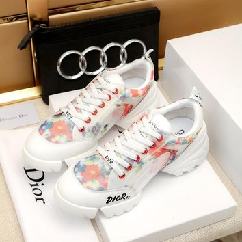 Dior Fashion Men Casual Running Sport Shoes Sneakers Slipper Sandals High Heels Shoes