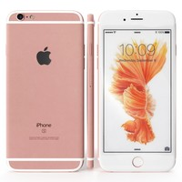 Apple iPhone 6s - 32GB - Rose Gold (Unlocked)