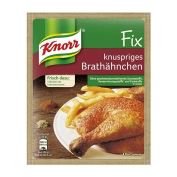 Knorr Fix for Crispy Fried Chicken, from Germany, 1 oz.