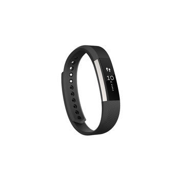 Fitbit Alta Fitness Tracker Silver/Black Small Small (5.5 - 6.7 in)