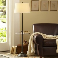 Chelsea Floor Lamp Base with Tray
