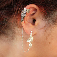 Lord of The Rings - Elven Ear Cuff - Elven Archers of Lothlórien.