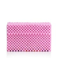 Tutti Frutti Beaded Clutch | Lucy Folk | Avenue32